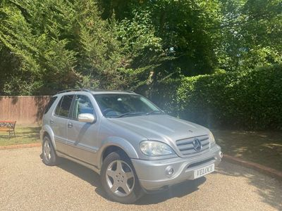 used Mercedes ML55 AMG M Class 5.4AMG 5dr