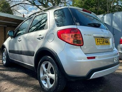 used Suzuki SX4 1.6 GLX 5dr Auto Rare Auto 2 Owners Only 57k Miles Lovely Car