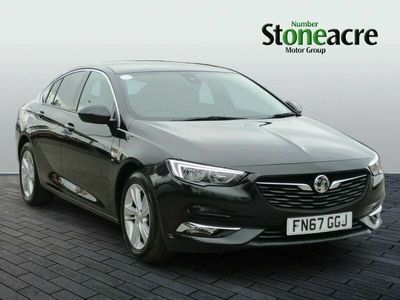 used Vauxhall Insignia 1.6 Turbo D [136] SRi Nav 5dr Auto hatchback 2017