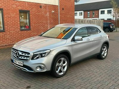 used Mercedes GLA220 Gla Class 2.1Sport 7G-DCT 4MATIC (s/s) 5dr