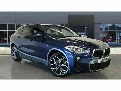used BMW X2 xDrive 20d M Sport X 5dr Step Auto