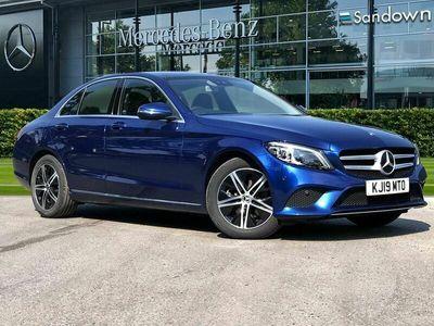 used Mercedes C200 SPORT PREMIUM