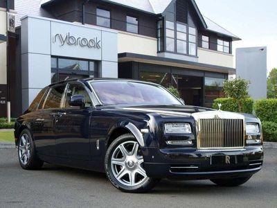 used Rolls Royce Phantom 6.7 4dr