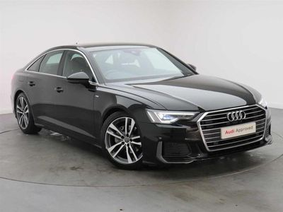 used Audi A6 DIESEL SALOON 40 TDI S Line 4dr S Tronic