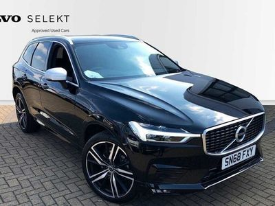 used Volvo XC60 2.0 D4 R DESIGN Pro 5dr AWD Geartronic