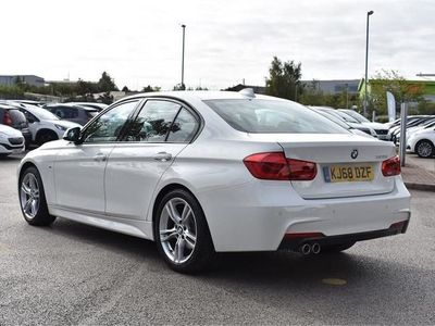 used BMW 320 3 Series i M Sport 4dr Step Auto