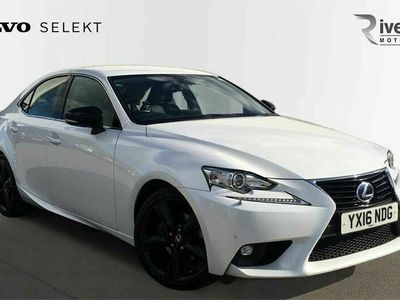 used Lexus IS300h 2.5 Sport 4dr