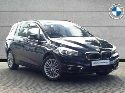 used BMW 218 Gran Tourer i Luxury