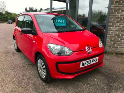 used VW up!  up! 1.0 Take5dr SERVICE HISTORY / RECENT MOT CARRIED OUT
