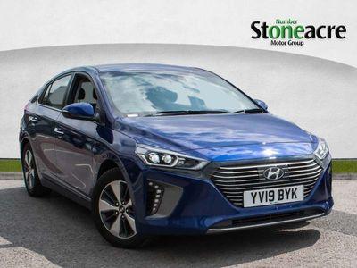 used Hyundai Ioniq 1.6 Gdi Plug-In Hybrid Premium 5Dr Dct