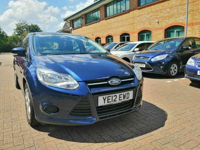 used Ford Focus 1.6 TDCi Edge 5dr