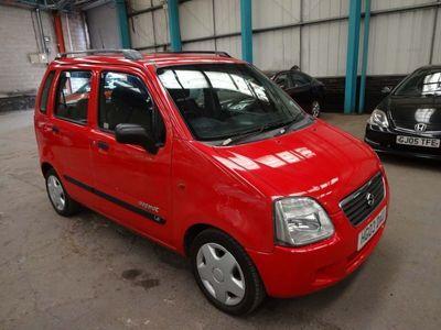 used Suzuki Wagon R 1.3 GL 5dr