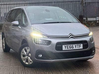 used Citroën Grand C4 Picasso 2017 Manchester 1.6 BlueHDi Touch Edition 5dr