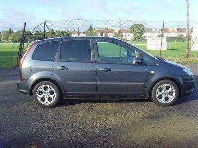 used Ford C-MAX 2.0 Zetec 5dr Auto