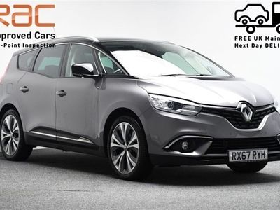 used Renault Grand Scénic **PANORAMIC ROOF**1.5 DYNAMIQUE S NAV DCI EDC 5d 109 BHP