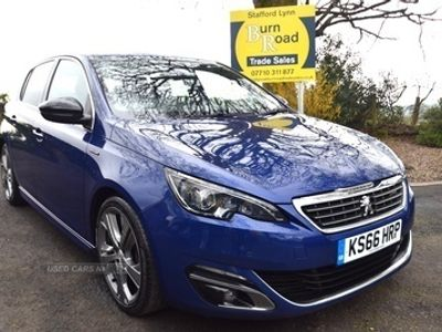 used Peugeot 308 GT LINE HDI BLUE S/S