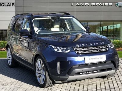 used Land Rover Discovery 3.0 Sdv6 Anniversary Edition 5Dr Auto