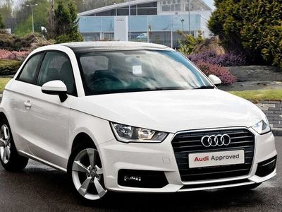 used Audi A1 Sport 1.0 TFSI 95 PS 5-speed Hatchback