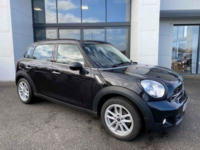 used Mini Cooper SD Countryman Countryman