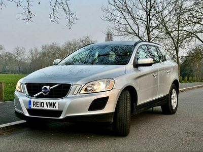 used Volvo XC60 2.0 D3 DRIVe SE Geartronic 5dr