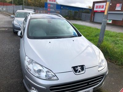 used Peugeot 407 2.0 HDi 140 Sport 5dr