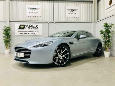 used Aston Martin Rapide V12 4dr Touchtronic Auto RESERVE TODAY FOR £99.00 DEPOSIT * FREE DELIVERY