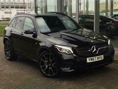 used Mercedes GLC43 AMG Glc Amg Estate4Matic Premium Plus 5dr 9G-Tronic 3.0