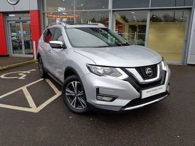 used Nissan X-Trail 5Dr SW 1.7dCi (150ps) N-Connecta (5 Seat)