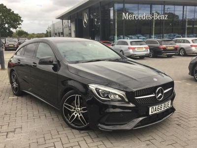 used Mercedes CLA220 Cla Class Diesel Shooting BrakeAMG Line 5dr Tip Auto 2.2