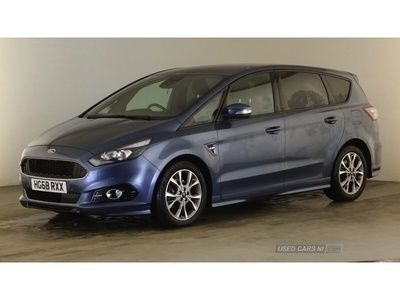used Ford S-MAX 2.0 EcoBlue ST-Line (s/s) 5dr 2.0 EcoBlue ST-Line (s/s) 5dr