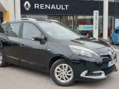 used Renault Grand Scénic 1.5 dCi Limited Nav 5dr Auto