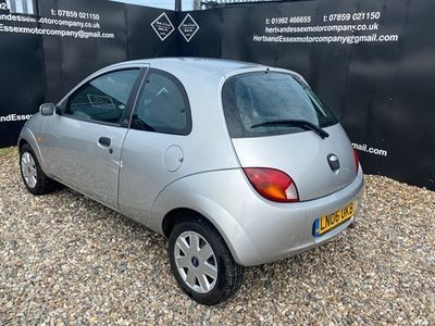 used Ford Ka Hatchback 1.3i Collection (70ps) 3d