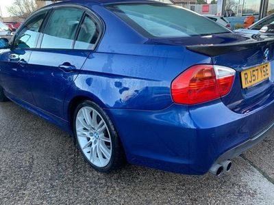 used BMW 330 3-Series Saloon d M Sport 4d
