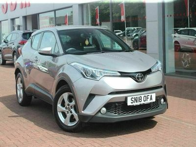 used Toyota C-HR 1.2 T (115bhp) Icon Crossover 5-Dr