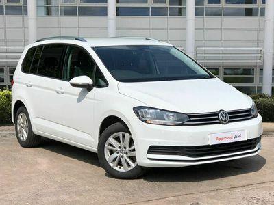used VW Touran 1.5 TSI SE DSG
