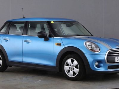 used Mini One D Hatch One 1.55d 94 BHP