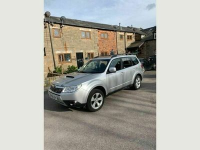 used Subaru Forester 2.0 D XC 5dr