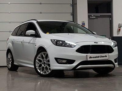 used Ford Focus 1.0 Ecoboost 125 St-Line 5Dr