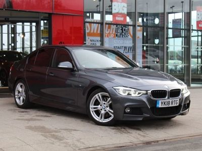 used BMW 330 3 Series d M Sport 4dr Step Auto Saloon Saloon 2018
