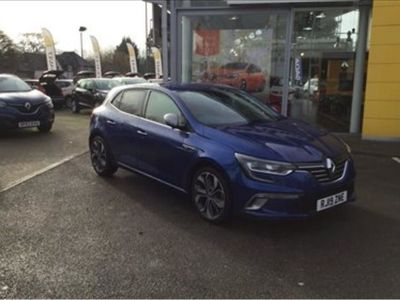 used Renault Mégane GT Line Gt Line Tce 1.3 TCe (140bhp) (s/s) 5dr