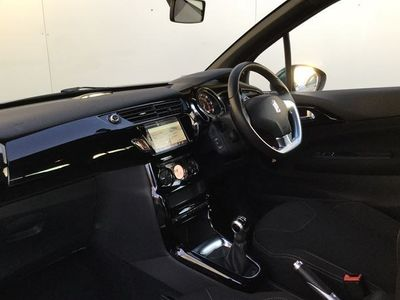 used Citroën DS3 PURETECH DSTYLE NAV S/S Hatchback 2016