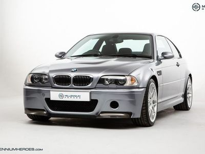 used BMW M3 3 SERIES E46CSL // FULL MAIN DEALER HISTORY // RECENTLY SERVICE 2004