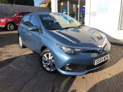 used Toyota Auris 1.6 D-4D BUSINESS EDITION 5d 110 BHP