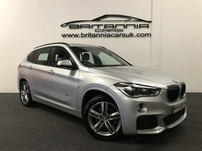 used BMW X1 2.0 XDRIVE20D M SPORT 5DR AUTOMATIC