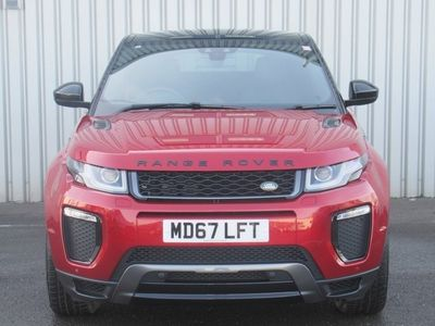 used Land Rover Range Rover evoque 2.0 TD4 HSE Dynamic 5dr Auto diesel hatchback