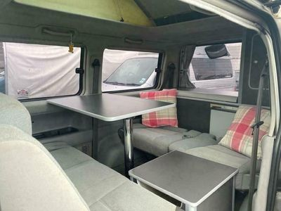 used Mazda Bongo 2.5TD Auto Free Top Montigue 4 Berth Camper Conversion Low Milea