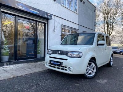 used Nissan Cube 1.6 KAIZEN 5d 109 BHP