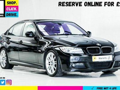 used BMW 320 3 Series 2.0 i M Sport 4dr