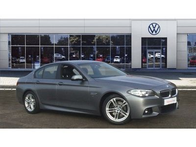 used BMW 520 5 Series d [190] M Sport 4dr Step Auto