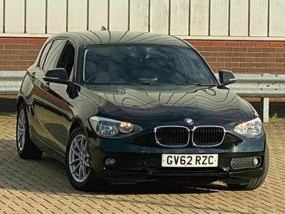 used BMW 116 1 Series 1.6 d ED EfficientDynamics Sports Hatch 5dr
